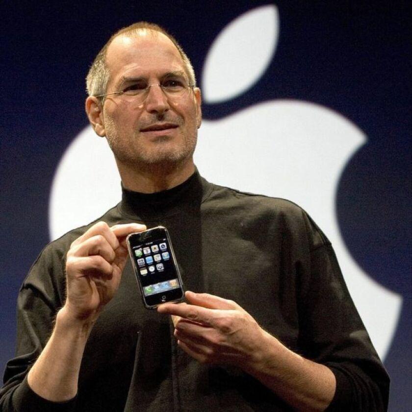 El 9 de enero de 2007, uno de los emprendedores más influyentes del planeta anunció una novedad: un producto que iba a convertirse en el más rentable de la historia.