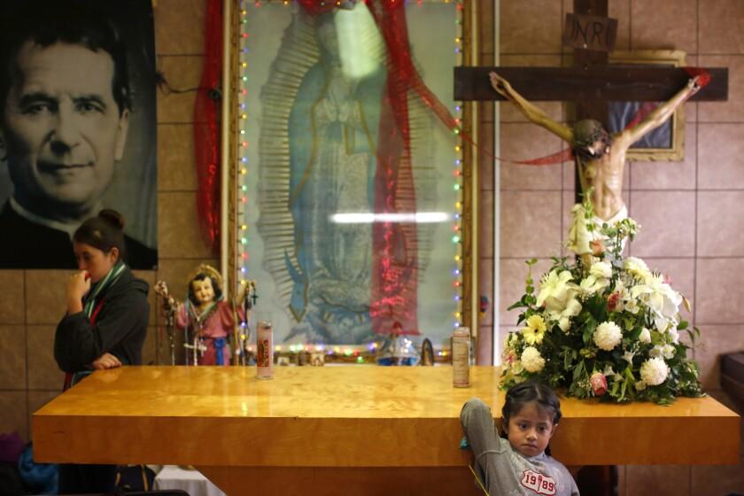 Mexico US Catholics Border Mission