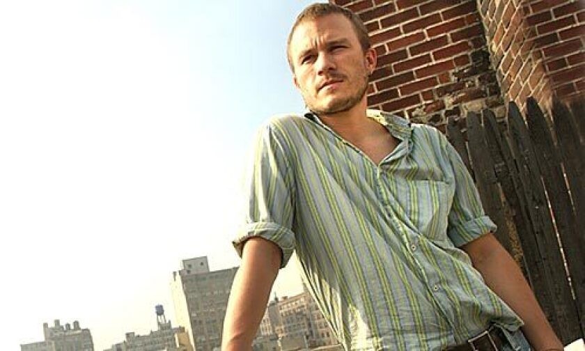 Actor Heath Ledger, 28, was found dead in a Manhattan apartment Tuesday.
