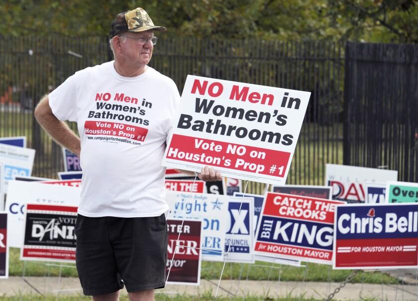 Houston nondiscrimination law