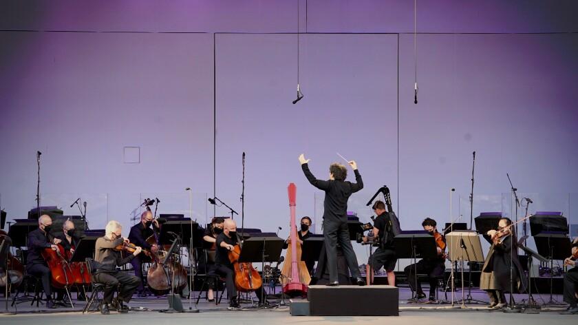 Gustavo Dudamel conducts the Los Angeles Philharmonic.
