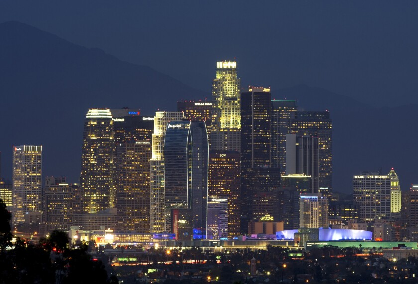 Los Angeles is the nation's largest radio market, as measured by revenue, with an estimated $1 billion spent annually for advertisements on dozens of stations, according to industry executives.