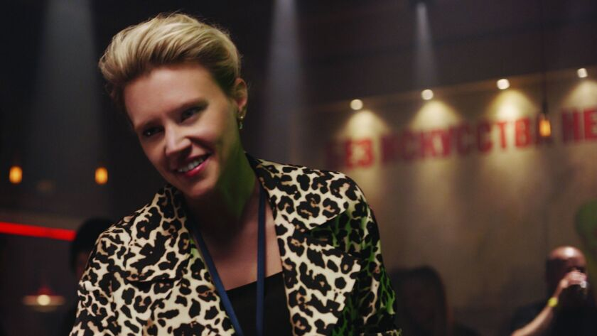 "Kate McKinnon as Debra in ""Yesterday,"" directed by Danny Boyle."