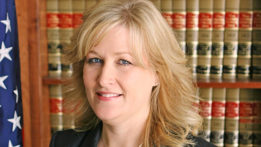Lori Ajax is the first chief of California's Bureau of Medical Marijuana Regulation.