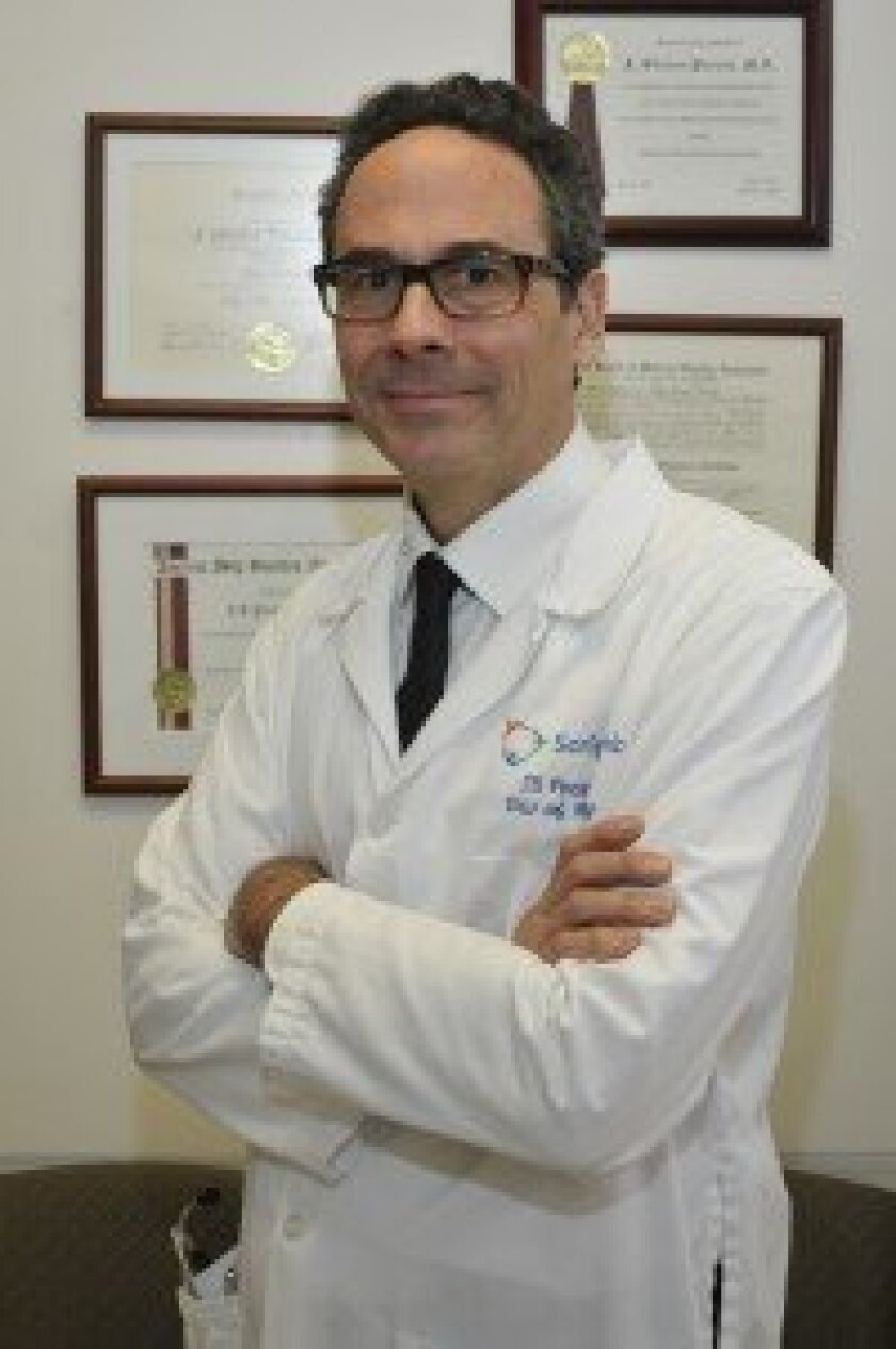 J. Steven Poceta, M.D. (Photo: Rob McKenzie)