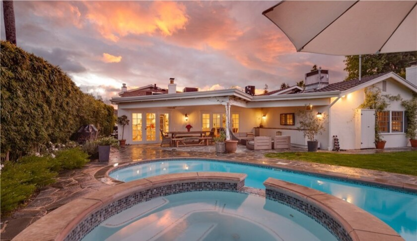 Grammy-winning producer Spike Stent sells Encino home