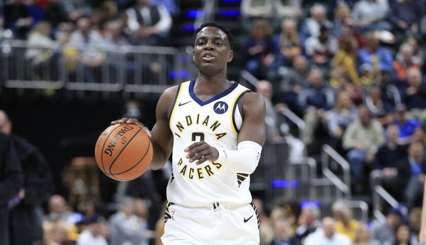 Darren Collison last played for the Indiana Pacers during the 2018-19 season.