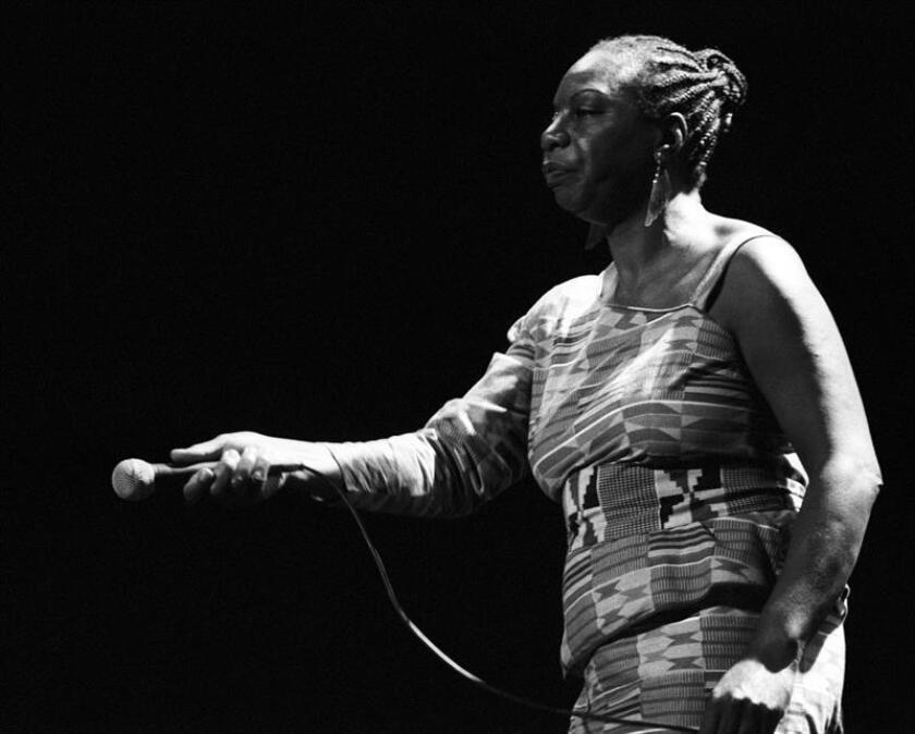 La Academia de la Grabación anunció hoy la lista anual de sus premios honoríficos con los que rendirá homenaje, entre otros, a Nina Simone, The Velvet Undergrond y Sly Stone. EFE/ARCHIVO