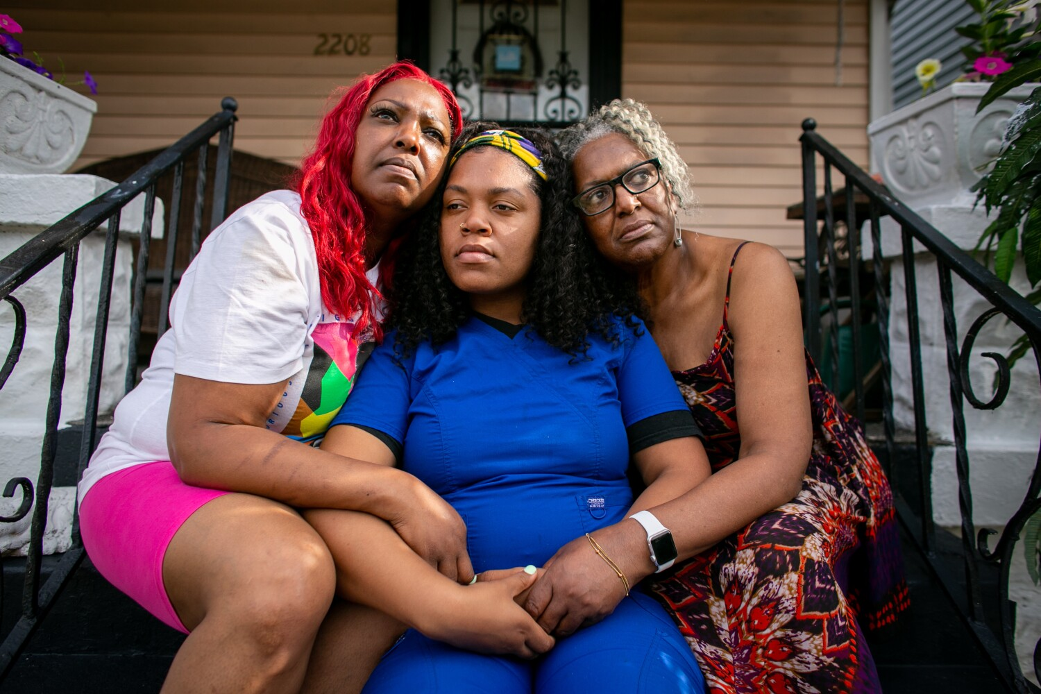 Three generations of Black women overcome boundaries and setbacks with love