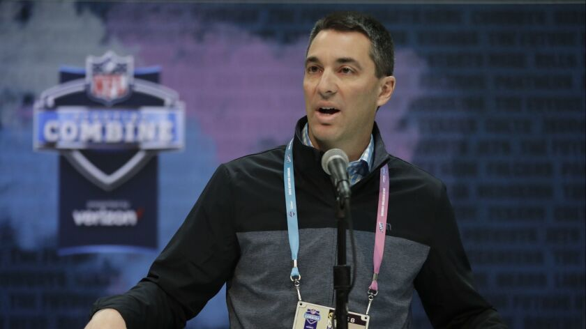Tom Telesco, #2\