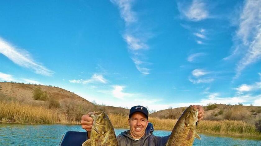 Todd Kilne at Lake Havasu 2015. (/ Courtesy of Todd Kline)