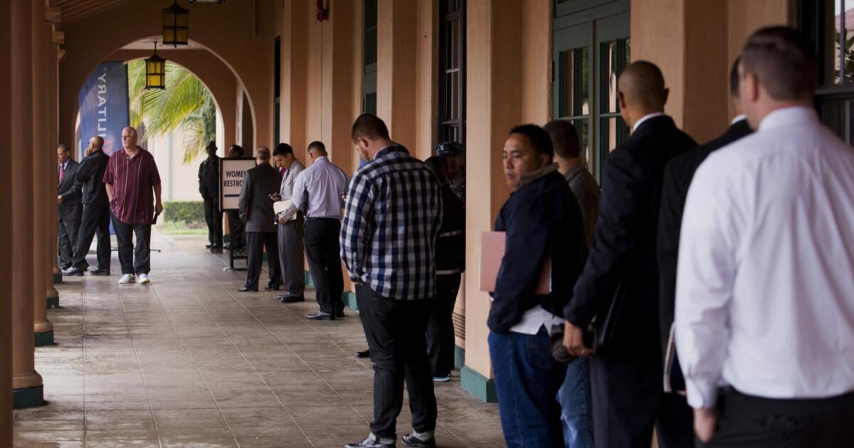 Als coronavirus verbreitet, Kalifornien, Unternehmen verzeichnete einen Anstieg des Kündigungsschutzes dar