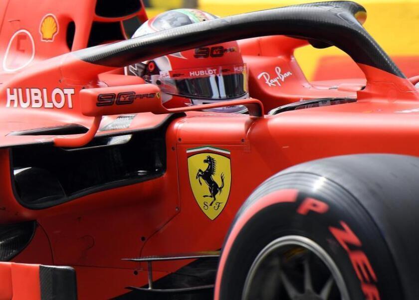 Leclerc logra en Monza su segunda 'pole' consecutiva