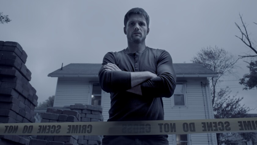 """Jason Alan Smith as Steve in Mean Time Productions forth feature, the supernatural thriller, """"Diane,"""