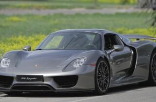 Highway 1: Porsche 918 Spyder