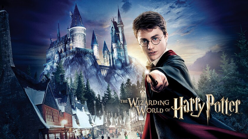 The Wizarding World of Harry Potter opens April 7 at Universal Studios Hollywood.