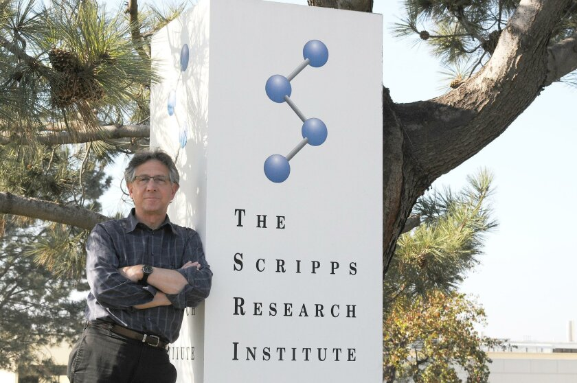Scripps Research Institute president Michael Marletta is negotiating possible merger or takeover deal with USC.