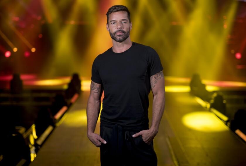 Puerto Rico Ricky Martin