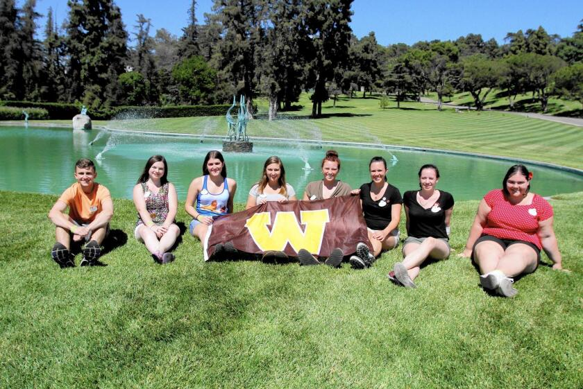 WMU students