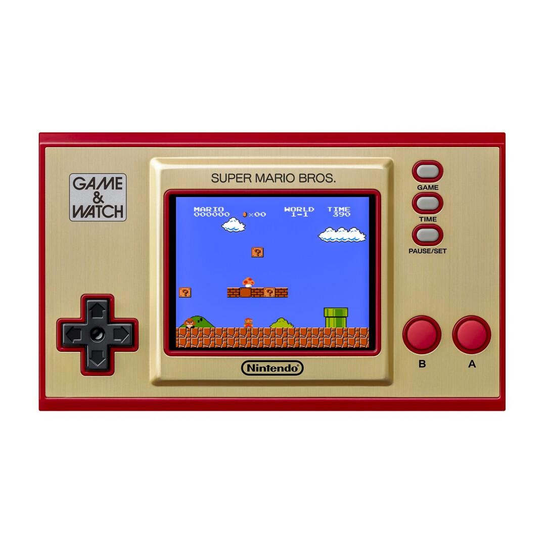 Nintendo Game & Watch. Credit: Nintendo of America
