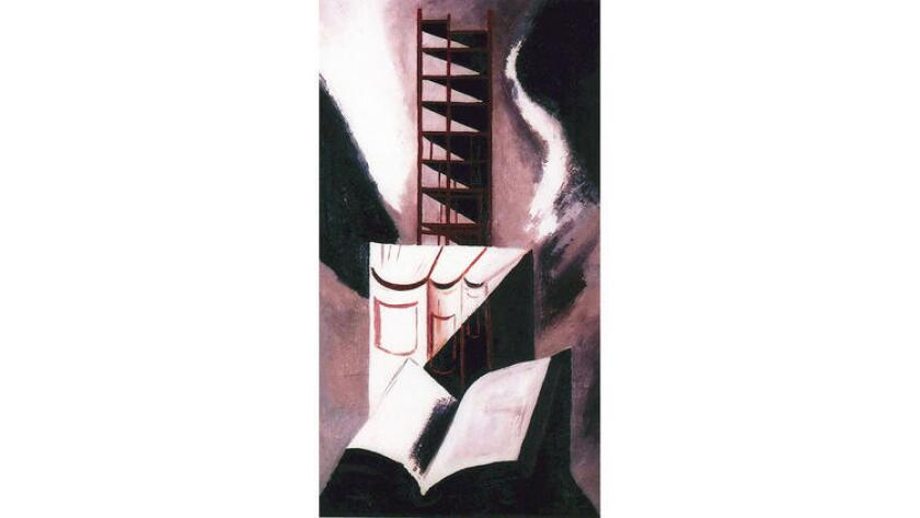 """""""World's Highest Structure"""" (1930) by Jose Clemente Orozco"""