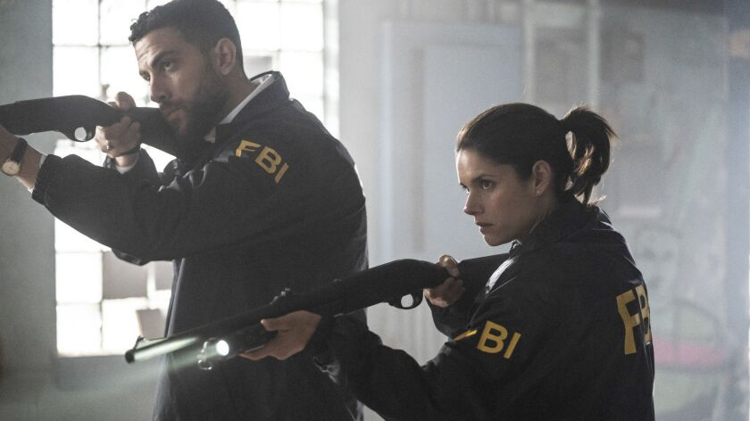 "The new CBS series ""FBI"" from ""Law & Order"" creator Dick Wolf follows agents Omar Adom ""OA"" Zidan (Zeeko Zaki) and Maggie Bell (Missy Peregrym), as they fight terrorism, organized crime and counterintelligence in the Big Apple."