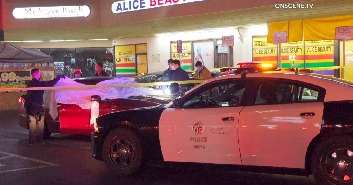 Weekend shootings, other violence leave 4 dead, several injured in L.A. County, Swahili Post