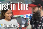 Comic-Con 2017: First People Waiting In Line For Panels