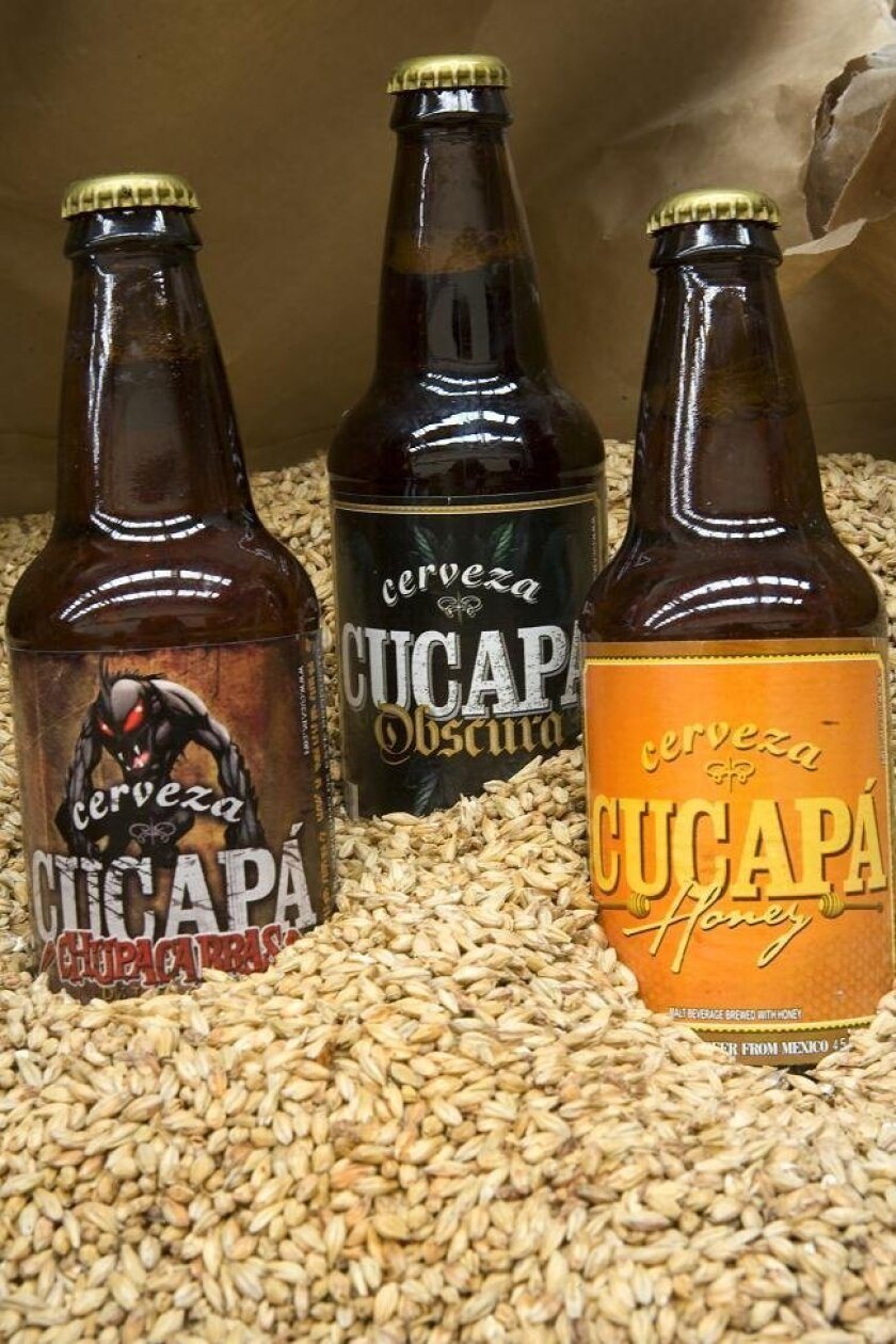 Cucapa, a microbrewery in Mexicali, is one of the leaders in Mexico's craft beer revolution.