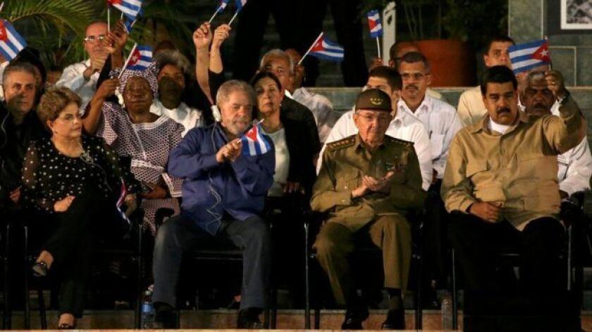 """El presidente de Ecuador, Rafael Correa, evitó andarse con rodeos al hablar recientemente de los problemas que enfrenta la izquierda en distintas partes de América Latina: """"Son momentos duros"""", admitió."""