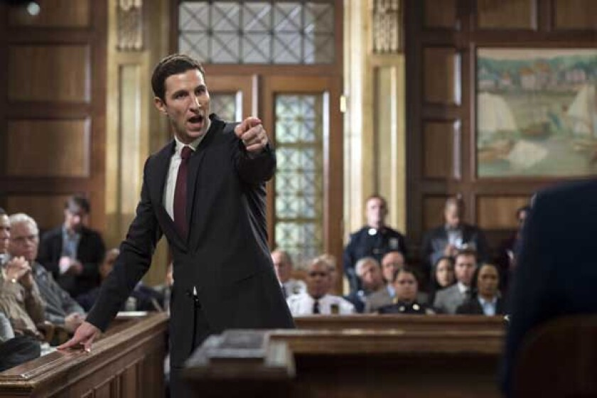 """Pablo Schreiber in """"Law & Order: Special Victims Unit"""""""