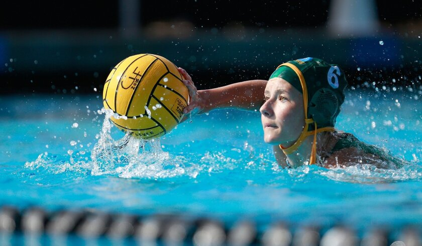 Mar Vista senior Isabelle Hastings scored 98 goals for the Mariners this season.
