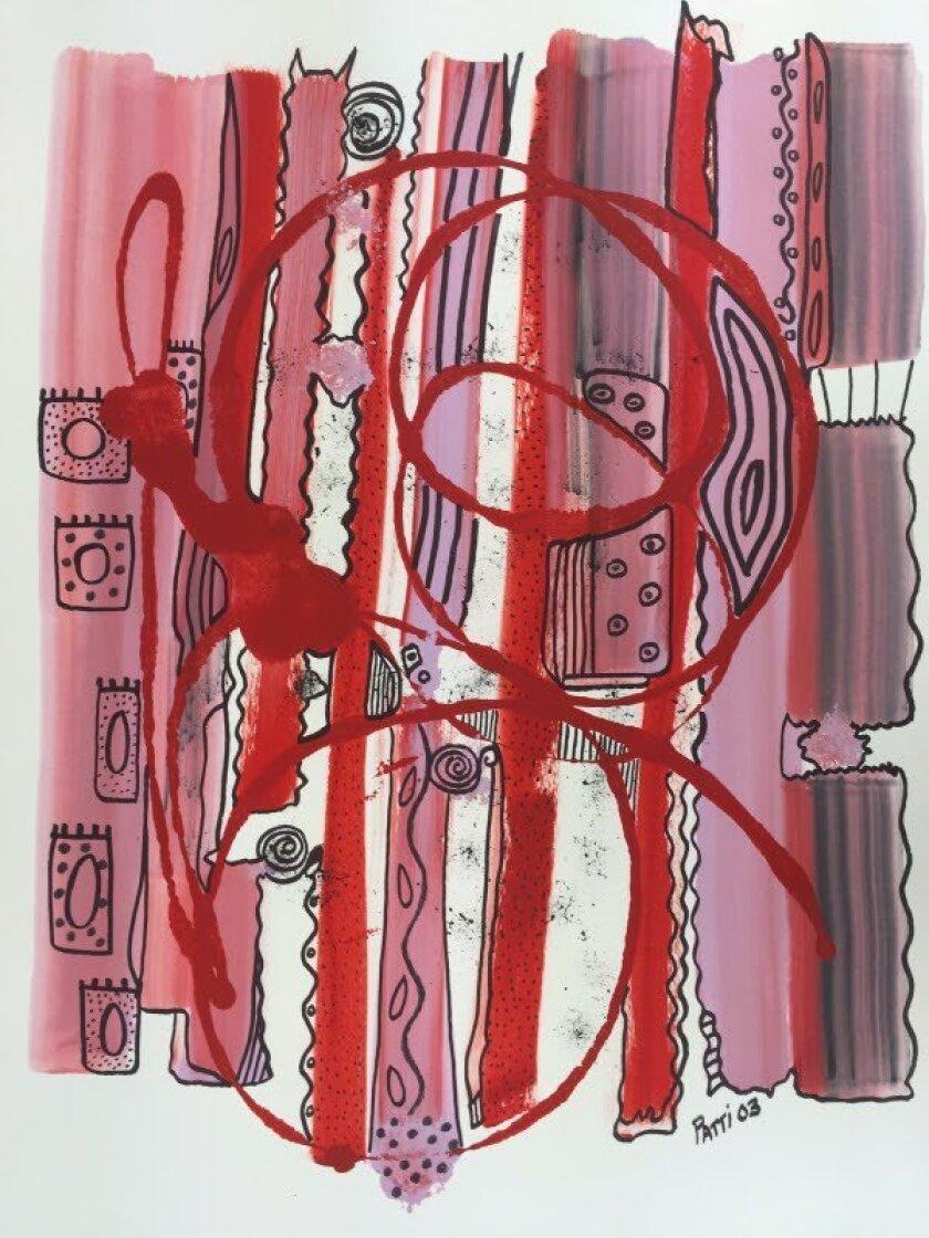 Work by Patti Cooprider
