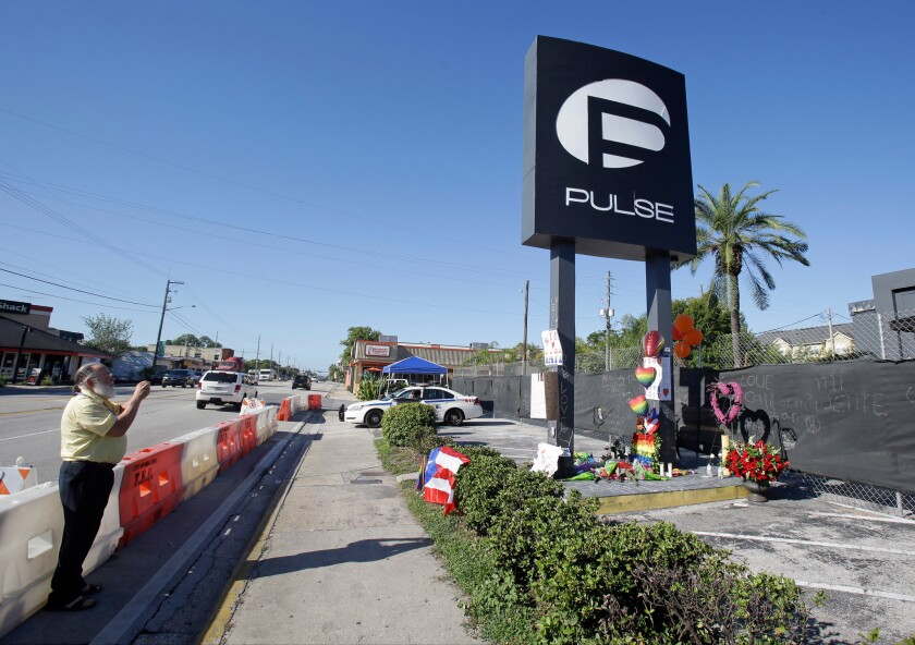 The Pulse nightclub in Orlando, Fla.