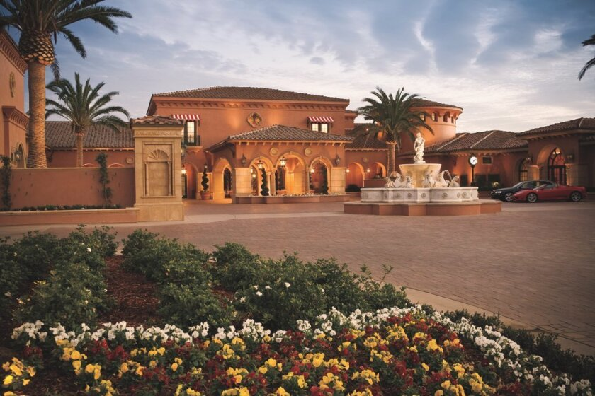 The Grand Del Mar, one of the county's most luxurious resorts, will undergo a change of ownership and be overseen by Fairmont Hotels & Resorts.