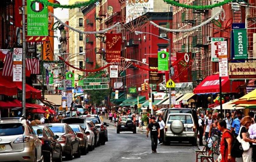 Little Italy is a shell of its former self, but in the last year, new and exciting restaurants serving inspired Italian cuisine have popped up on Mulberry Street.