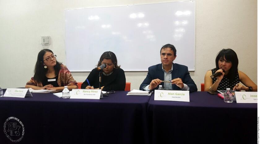 La organización Sin Fronteras dio a conocer que del 2000 a 2015 se han registrado 2 millones 126 mil 666 detenciones migratorias en México.