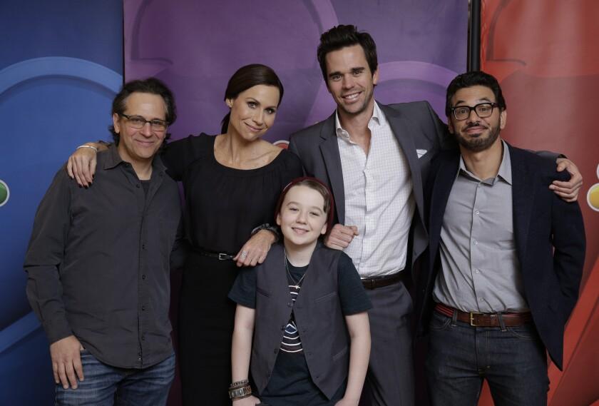 'Parenthood' showrunner Jason Katims talks new show