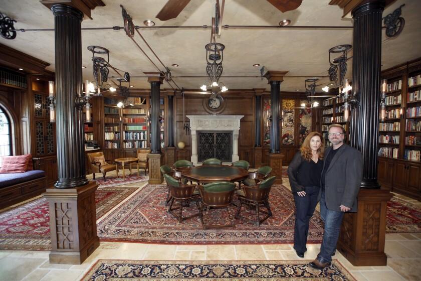 My Favorite Room: Andrew Marlowe and Terri Edda Miller