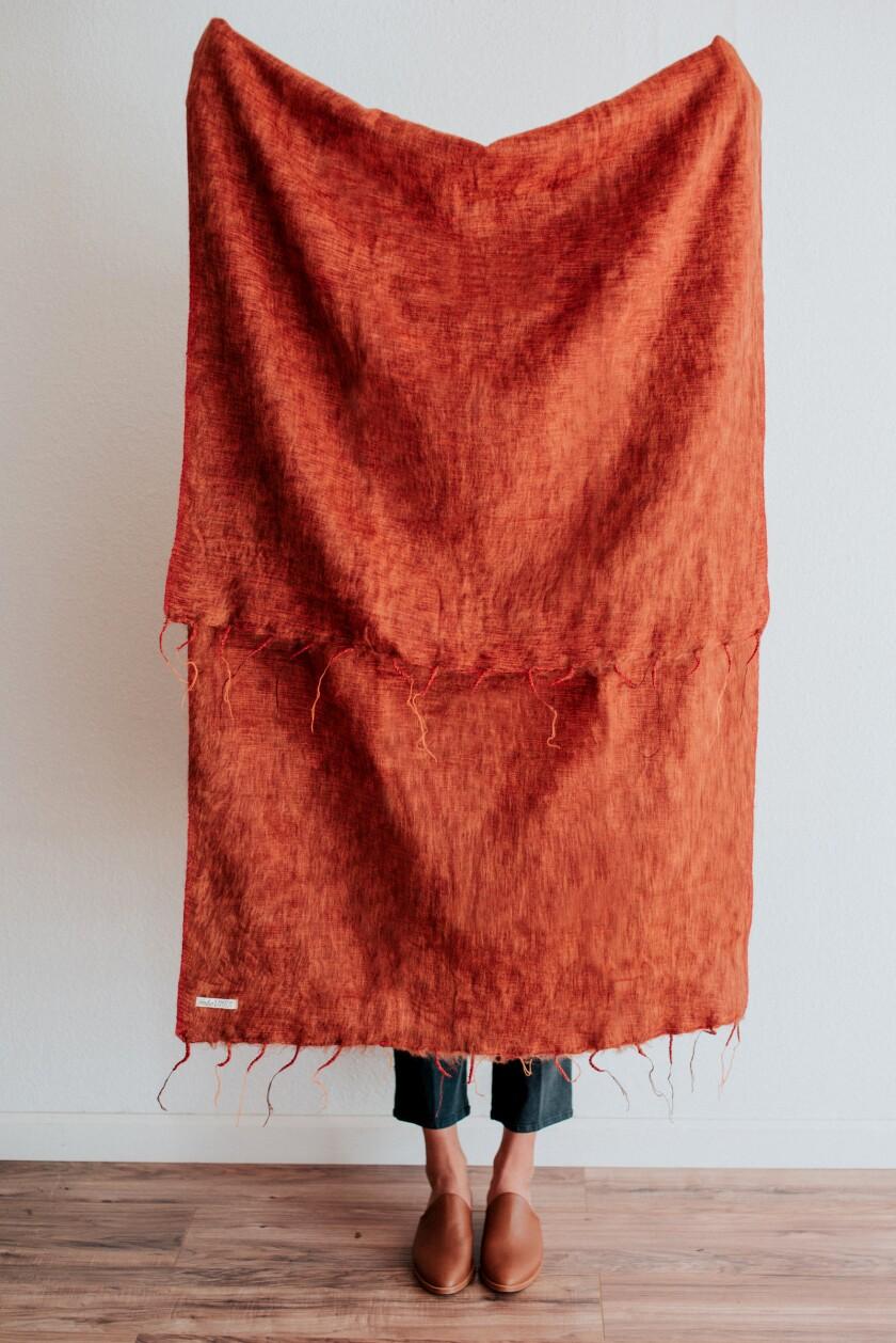 Hobo and Hatch shawl