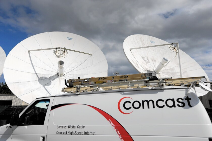 Comcast's merger with Time Warner Cable would have created a colossus that reached 30 million cable TV and high-speed Internet customers in the U.S.