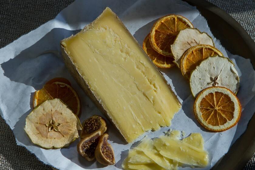 Tarentaise Reserve from Spring Brook Farm, winner of the 2014 American Cheese Society best in show.
