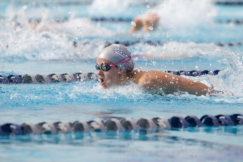 Photo Gallery: Corona del Mar vs. Newport Harbor in swimming