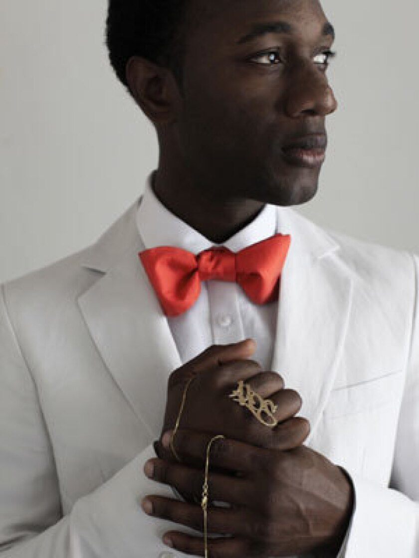 """ALOE BLACC: Hip-hop """"no longer spoke to me the way it had when I was younger,"""" he says."""