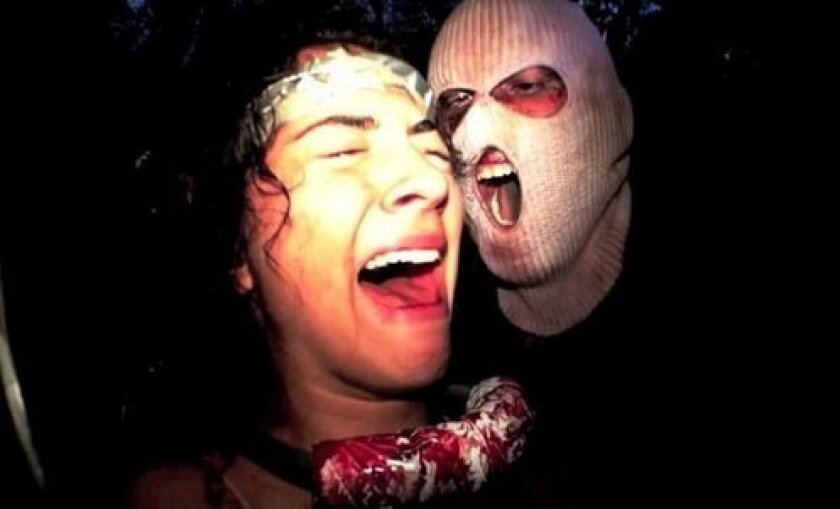 """Experience the """"victim experience""""  at San Diego's McKamey Manor."""