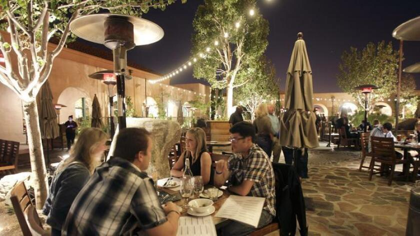 Enjoy great cheese and wine at Stone Brewing World Bistro & Gardens - Liberty Station on Saturday. (Hayne Palmour IV)