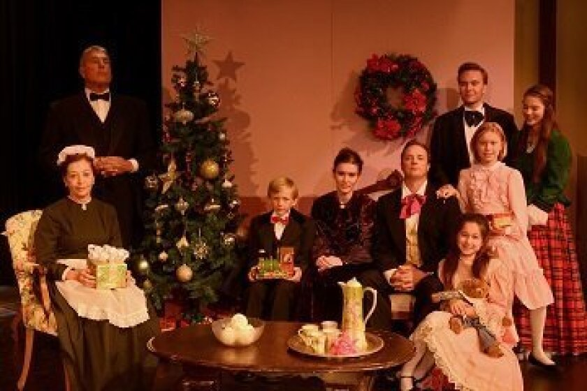 """The Village Church Community Theater's production of """"Rented Christmas The Musical"""" will run Dec. 5-7."""