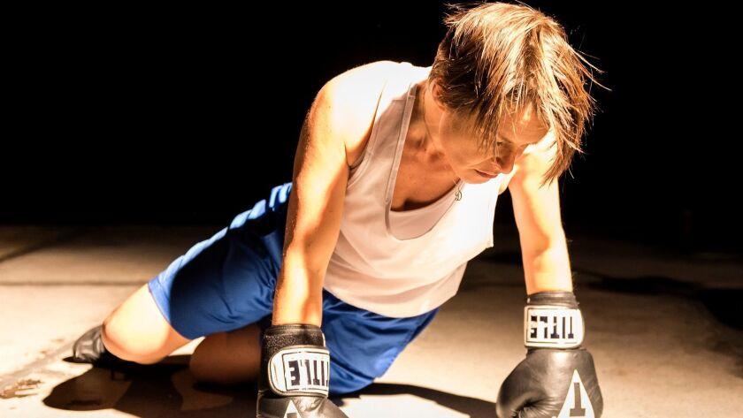 "Suli Holum in La Jolla Playhouse's ""The Wholehearted."""