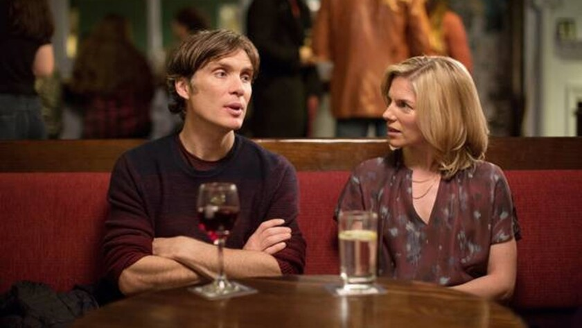 "(L-R) - Cillian Murphy and Eva Birthistle in a scene from ""The Delinquent Season."" Credit: Blue Fox"