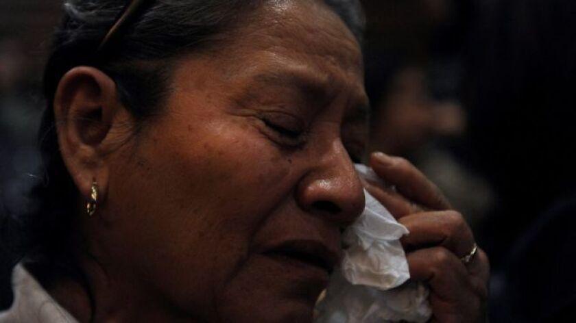 Al día de hoy no está claro cuántas personas desaparecieron en la masacre de Allende.